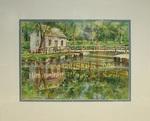 Potomac River Lock House