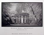 WWI Memorial - Snowpocalypse 2010