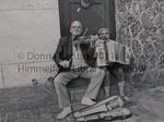 Musicians at Montmarte