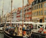 Nyhavn (Copenhagen, Denmark) by Alexandra Gomes