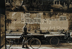 Unsung Hero Rickshaw Puller by Pierre Pratley