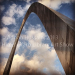 St. Louis Gateway Arch by Adnan Hussain