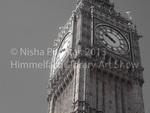 Big Ben by Nisha Punatar