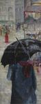 Rainy Day in Lahore, Pakistan