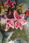 Flowers 1 by Kavita Gadani