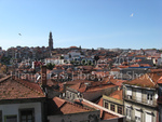 Rooftops of Oporto, Portugal