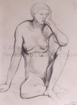 Degas Study by Julia Rozier