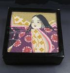 "Lacquered Box--""Geisha"" by Robin W. Doroshow"
