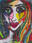 Mona Lisa 2.0 by Jennifer Draganchuk