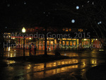 Carousel on a Rainy Night, Glen Echo Park