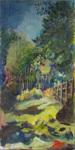 Lush Landscape #1 by Halcy Bohen