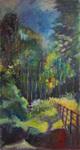 Lush Landscape #2 by Halcy Bohen