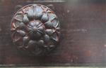 Door Detail – Lyon, France