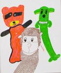 Merlin's Favorite Toys by Edie Fattu