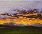 Landscape No. 6 by Christina Gallerani