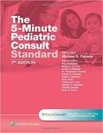 The 5-minute Pediatric Consult Standard Edition (7th ed.)