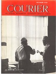 The Courier, December 1958 by Women's Board of the George Washington University Hospital