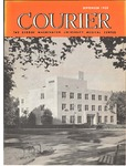 The Courier, September 1959 by Women's Board of the George Washington University Hospital