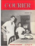 The Courier, December 1959 by Women's Board of the George Washington University Hospital