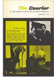 The Courier, Spring 1963 by Women's Board of the George Washington University Hospital