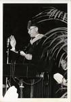 Dean Bloedorn Speaking at Graduation