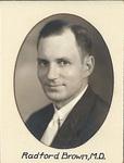 Radford Brown, M.D.