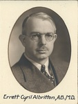 Errett Cyril Albritton, M.D.