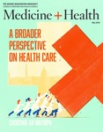 Medicine + Health Magazine, Fall 2019 by George Washington University, School of Medicine and Health Sciences, Office of Communications and Marketing